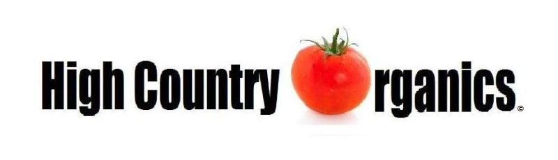 High Country Organics Logo